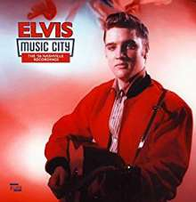 Elvis Presley (1935-1977): Music City - The '56 Nashville Recordings (180g) (Limited-Edition), LP