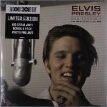 Elvis Presley (1935-1977): RCA Studio 1: The New York Sessions (180g) (Limited-Edition), LP