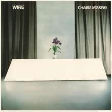Wire: Chairs Missing, CD