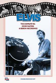 Elvis Presley (1935-1977): The Complete 50's Movie Masters & Session Recordings (Limited-Edition), 5 CDs