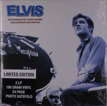 Elvis Presley (1935-1977): The Complete 50s Movie Masters & Aternate Recordings (180g) (Limited-Edition), 2 LPs