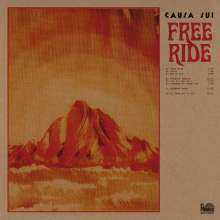 Causa Sui: Free Ride (Limited-Edition), 2 LPs