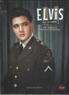 Elvis Presley (1935-1977): Made In Germany: The Complete Private Recordings, 4 CDs