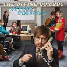 The Divine Comedy: Office Politics, CD