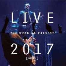 The Wedding Present: Live 2017 (Part 2), 1 CD und 1 DVD