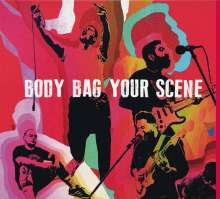 Riskee & The Ridicule: Body Bag Your Scene, CD