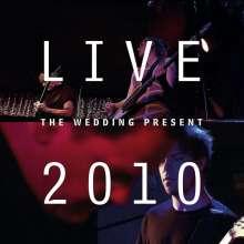 The Wedding Present: Live 2010, CD