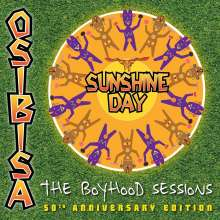 Osibisa: Sunshine Day: The Boyhood Sessions (50th Anniversary Edition), CD