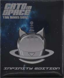 Cats In Space: Too Many Gods: Infinity Edition, 2 CDs