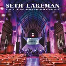 Seth Lakeman: Live At St Andrew's Church Plymouth, 2 CDs