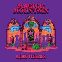 Weird Feelings, CD