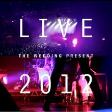 The Wedding Present: Live 2012: Seamonsters Played Live In Manchester, 1 CD und 1 DVD
