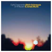 Ulrich Schnauss & Jonas Munk: Eight Fragments Of An Illusion (Transaparent Red Vinyl), LP