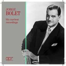 Jorge Bolet - His Earliest Recordings, 2 CDs