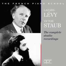 The French Piano School, 2 CDs