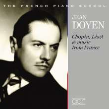 Jean Doyen - Chopin, Liszt and Music from France, 2 CDs