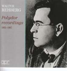 Walter Rehberg - Polydor Recordings 1925-1937, 3 CDs