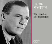Cyril Smith - The Complete Solo Recordings, 3 CDs