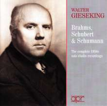 Walter Gieseking - The complete 1950s studio recordings, 4 CDs