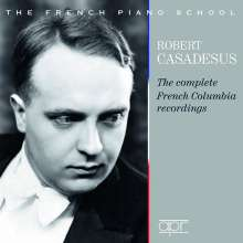 Robert Casadesus - The Complete French Columbia Recordings 1928-1939, 4 CDs