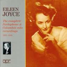 Eileen Joyce -Complete Parlophone & Columbia solo Recordings, 5 CDs
