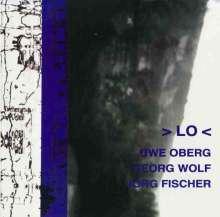 Uwe Oberg (geb. 1962): >Lo<, CD