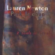 Lauren Newton: 2 Souls In Seoul, CD