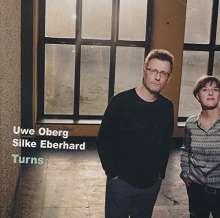 Uwe Oberg & Silke Eberhard: Turns, CD