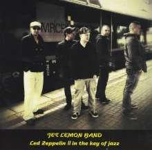Jet Lemon Band: Led Zeppelin II In The Key Of Jazz, CD