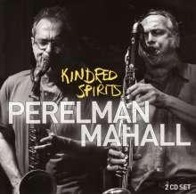 Ivo Perelman & Rudi Mahall: Kindred Spirits, 2 CDs