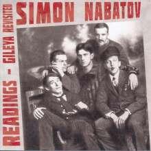 Simon Nabatov (geb. 1959): Readings, Gileya Revisited, CD