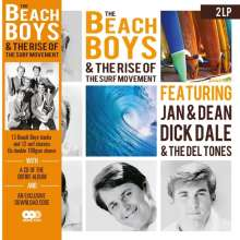 The Beach Boys: The Beach Boys & The Rise Of The Surf Movement (feat. Jan & Dean and Dick Dale & The Del Tones) (180g), 2 LPs