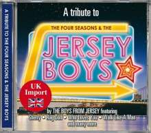 A Tribute To The Four Seasons & The Jersey Boys, CD