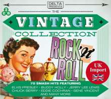 Rock 'n' Roll: The Vintage Collection, 3 CDs