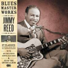Jimmy Reed: Blues Master Works (180g), 2 LPs und 1 CD