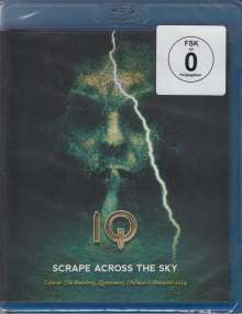 IQ: Scrape Across The Sky: Live At The Boerderij, Zoetermeer, Holland 6 December 2014, Blu-ray Disc