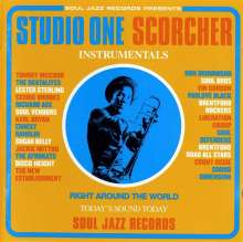 Studio One Scorchers Vol. 1 (remastered) (Limited-Edition), 3 LPs