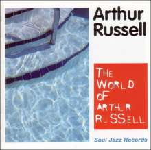 Soul Jazz Records Presents: Arthur Russell: The World Of Arthur Russell, 3 LPs