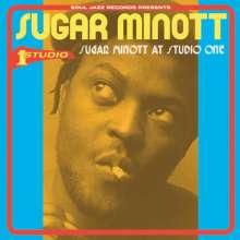 Sugar Minott: Sugar Minott At Studio One, 2 LPs