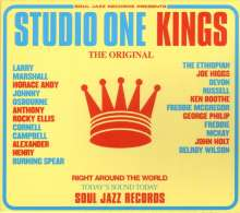 Studio One Kings (remastered) (Limited-Edition), 2 LPs