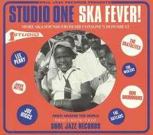 Studio One Ska Fever!, 2 LPs