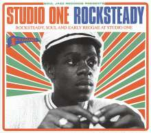 Studio One Rocksteady, 2 LPs