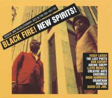 Black Fire! New Spirits!: Radical And Revolutionary Jazz In The USA 1957 - 1982 (Limited-Edition), 3 LPs