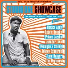 Soul Jazz Records Presents: Studio One Showcase, 2 LPs