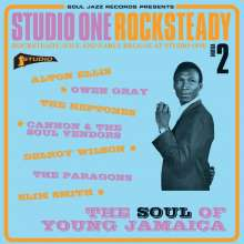 Studio One Rocksteady Volume 2 - Rocksteady, Soul And Early Reggae At Studio One, 2 LPs