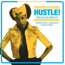 Hustle! (remastered) (Expanded 2017 Edition), 3 LPs