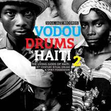 Soul Jazz Records Presents: Vodou Drums In Haiti 2 (180g), 2 LPs