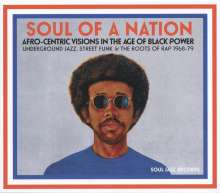 Soul Of A Nation: Afro-Centric Visions In The Age Of Black Power - Underground Jazz, Street Funk & The Roots Of Rap 1968-79, 2 LPs