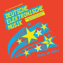 Deutsche elektronische Musik 3 (Experimental German Rock And Electronic Music 1971-81), 3 LPs