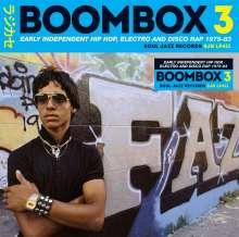 Boombox 3, 3 LPs